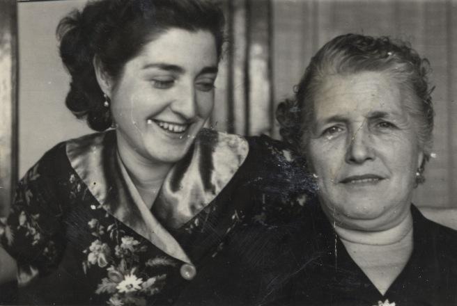 Begoña Arroyo & Juliana Álvarez